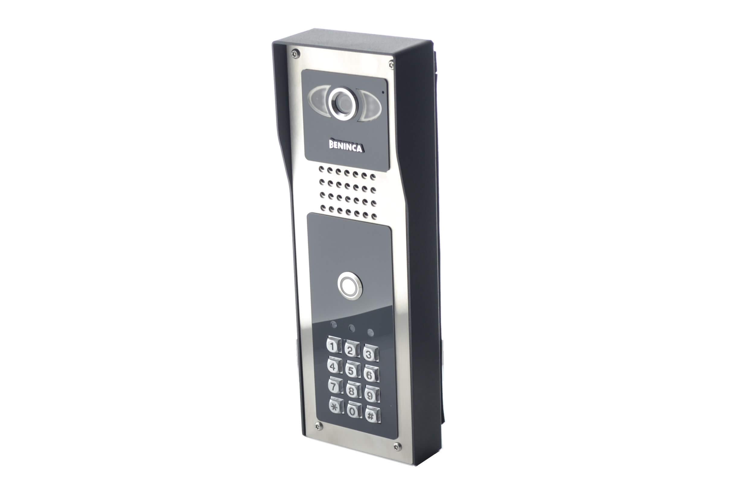 beninca videodomofon bezprzewodowy wielorodzinny WiFi